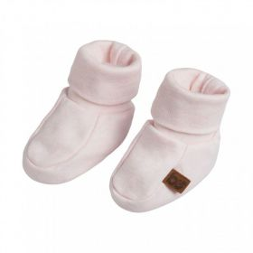 Baby's only Booties Roze Size 1