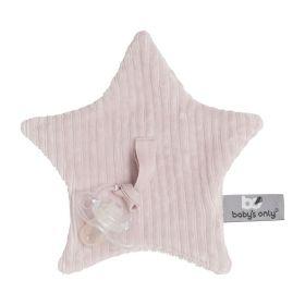 Baby's only speendoekje roze