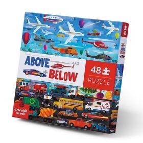 Bertoy puzzel Above & Below 48 stukjes