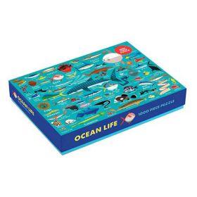 Bertoy Puzzel Ocean Life