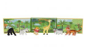 Bertoy To Go Safari Dieren doosje