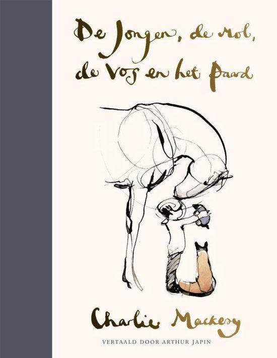 boek de jongen de mol de vos en het paard