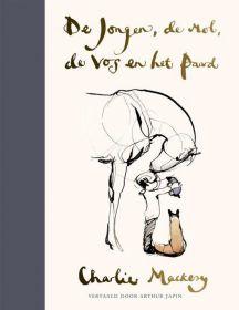 Boek de Jongen , de mol, de vos en het paard