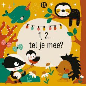Bora Telboek Tel Je Mee ? 1, 2, ..