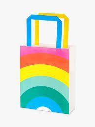Cadeau tasje Rainbow