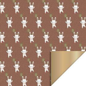 Cadeaupapier Bunny Terra