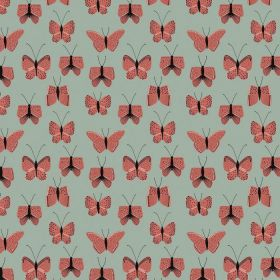 Cadeaupapier Butterfly