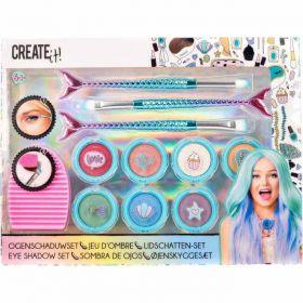 Createit make up set mermaid