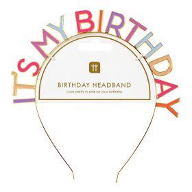 Diadeem it's my birthday