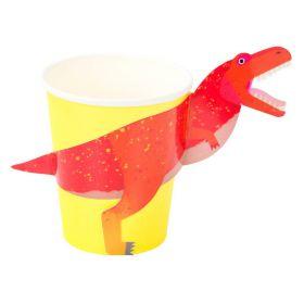 Dinosaurus bekertjes