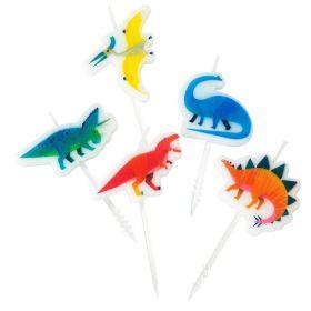 Dinosaurus kaarsjes