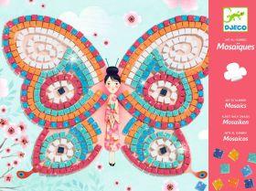 Djeco knutselset vlinders