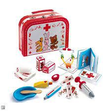 Dokters koffertje Djeco