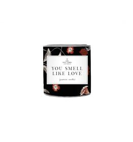 The Gift Label Geurkaars You smell like love