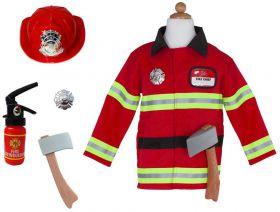 Great Pretender Brandweer pak 4-6 jaar