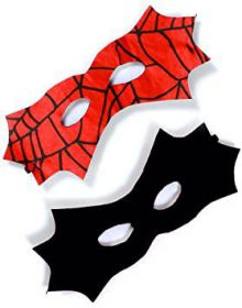 Great Pretenders Spiderman masker