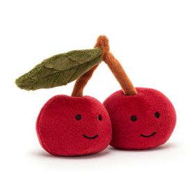 Jellycat Fabulous Fruit Cherry