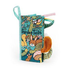 Jellycat Garden knisperboekje