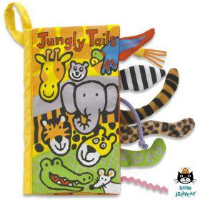Jellycat Jungel knisperboekje