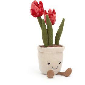 Jellycat plantje Tulpen