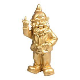 Kabouter goud Medium