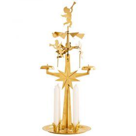 Kerst Angelchimes goud