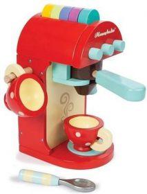 Le toy Van Koffiemachine