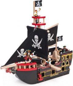 Le Toy Van Piraten schip