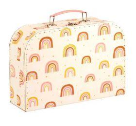 LLC Koffertje Rainbow Large