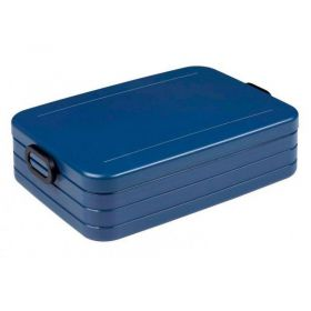 Mepal Broodtrommel Blauw XL