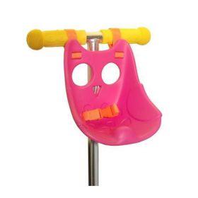 Micro Step Kinderzitje voor pop of knuffel roze