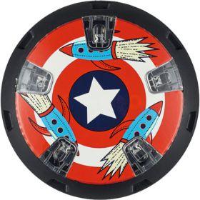 Micro Step Led Wheel Whizzers Raketten