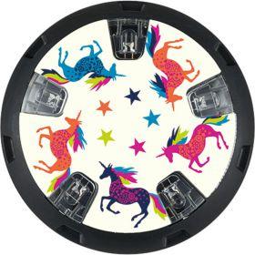 Micro Step Led Wheel Whizzers Unicorn