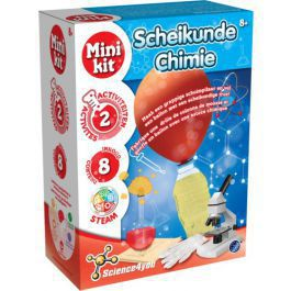 Mini kit scheikunde science4you