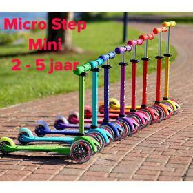 Mini Micro step Deluxe