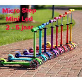 Mini Micro step Deluxe LED