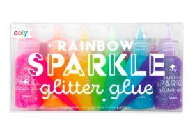 Ooly Rainbow Glitter Glue