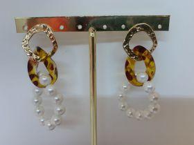 Oorbellen Pearls
