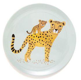 Petit Monkey Bord Leopard mint