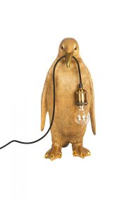Pinquin Lamp Goud
