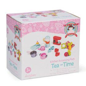 Poppenhuis Tea -time set
