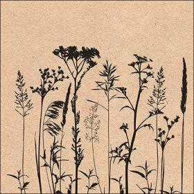 Servetten Herbs & Flowers