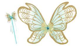 Souza Jeanne vleugels-toverstaf set, mint