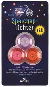 Spakenlampjes Roze/paars/oranje