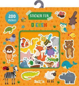 Sticker Fun dieren 200