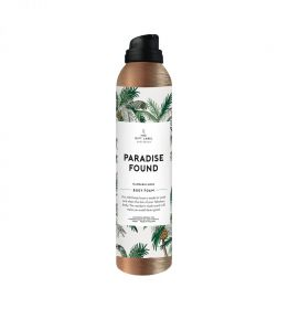 The Gift Label Body Foam Paradise found