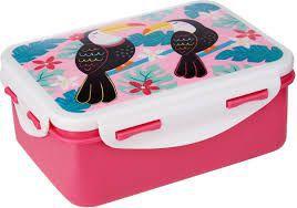 Tiki Toucan Lunch Box