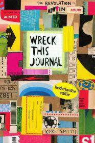 Wreck this Journal kleur