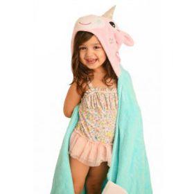 Zoocchini kids badcape Unicorn